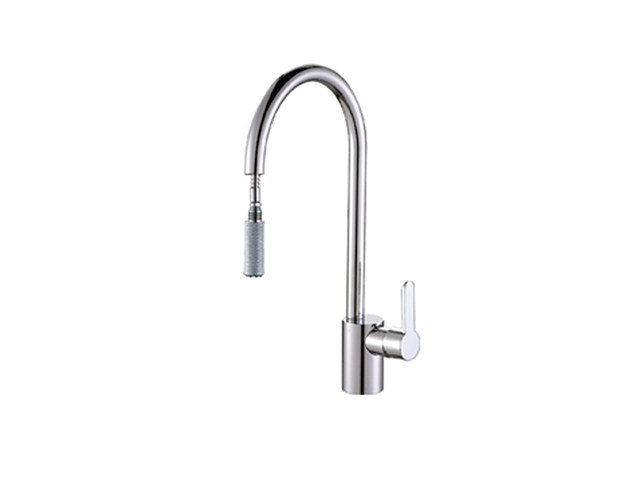 upc 61-9 nsf pull out kitchen faucet FA-9617A