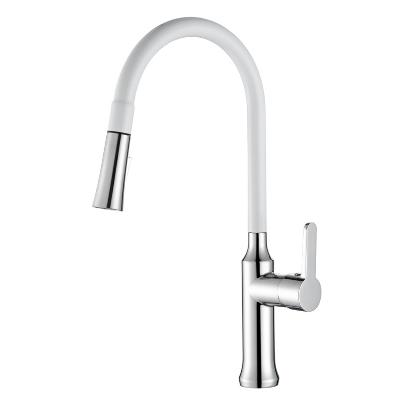 Pull Down Kitchen Sink Faucet