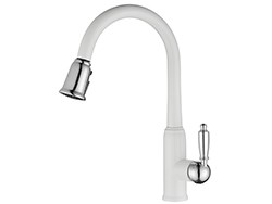 pull out brass cupc kitchen faucet