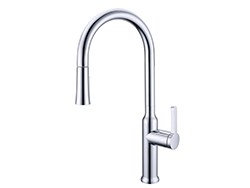 cUpc Pull Out Deck Mounted Kitchen Sink Faucet